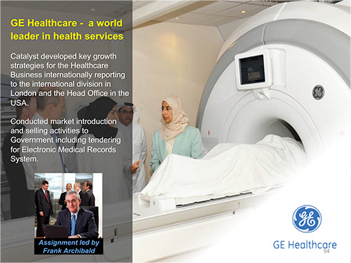 ge medical systems case study Discusses one of general electric's flagship divisions--the world's leading provider of medical diagnostic imaging equipment provides an opportunity to examine a.