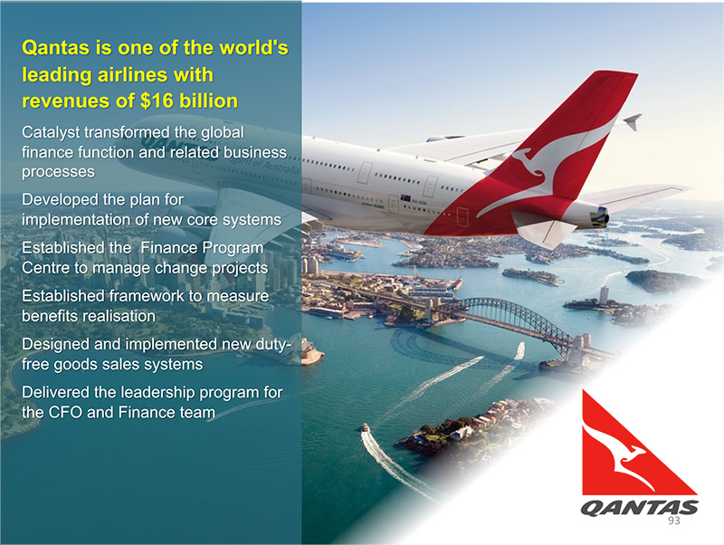 qantas external environment This article looks at the factors which make up a firm's micro environment there are also links to articles about the macro environment and internal environment factors.